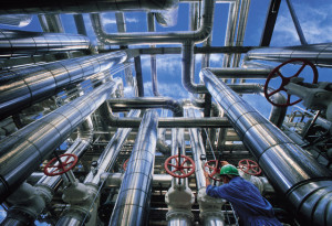 Industrial Pipe System